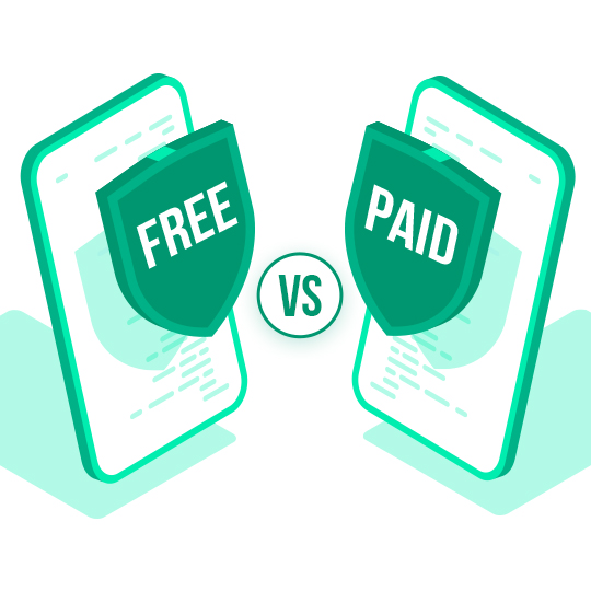 Paid vs Free VPN – 5 Things to Consider