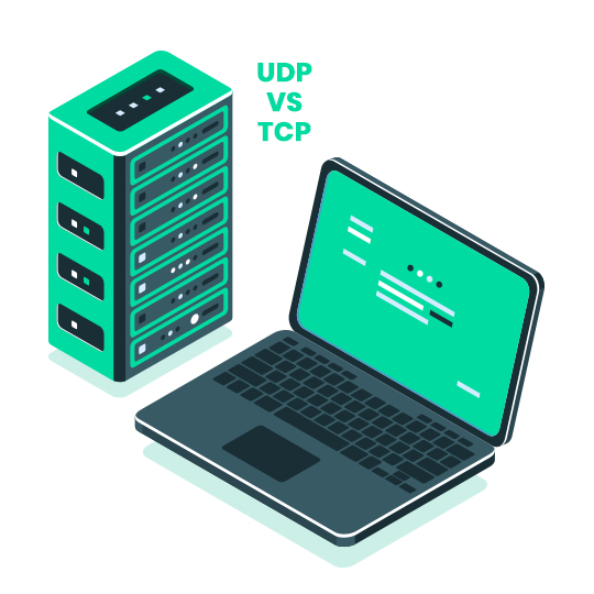 UDP VS TCP: Which one should I use?