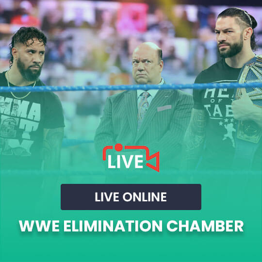 Watch WWE Elimination Chamber Live Online