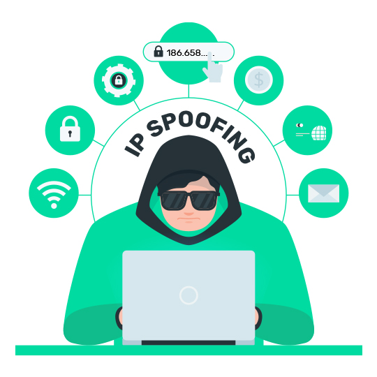 IP Spoofing Explained