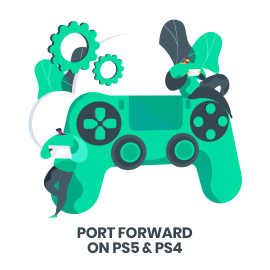 How to Port Forward on PS5 and PS4