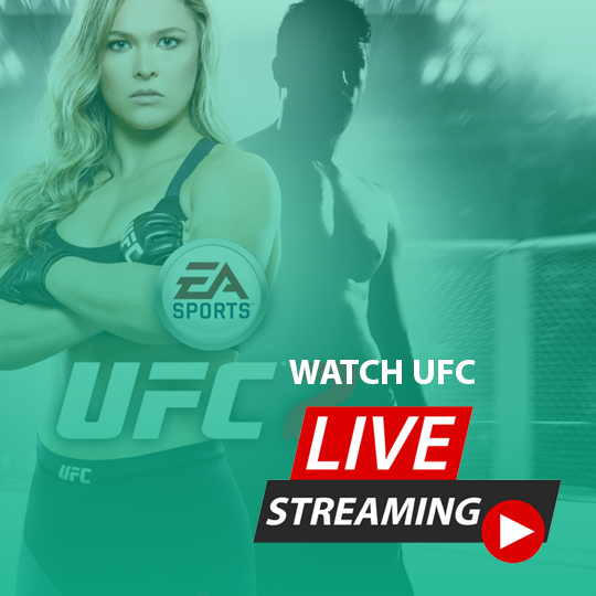 Watch UFC 261 Live Streaming Online Live