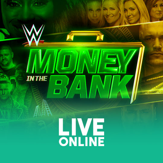 Watch WWE Money in the Bank 2021 Live Stream