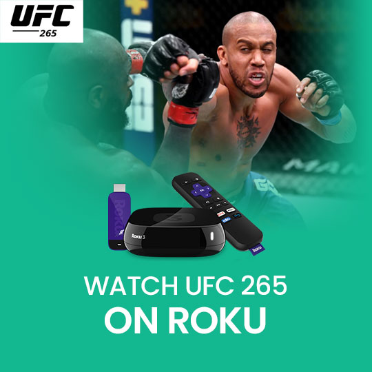 Watch UFC 266 Volkanovski vs. Ortega on Roku live