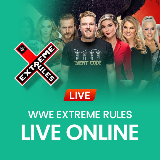 Watch WWE Extreme Rules 2021 Live Stream