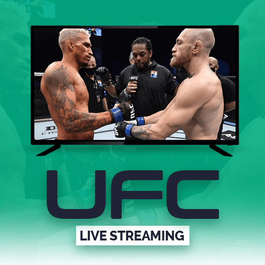 Watch UFC 267 Live Streaming Online Live