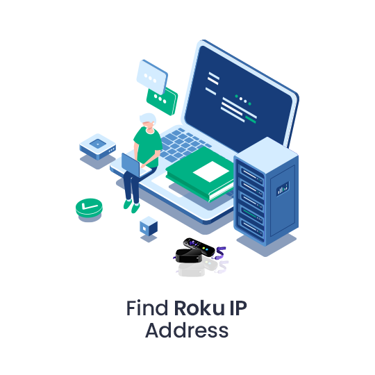 How to Find the Roku Device IP Address