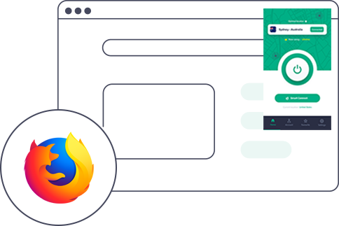 VPN for Firefox